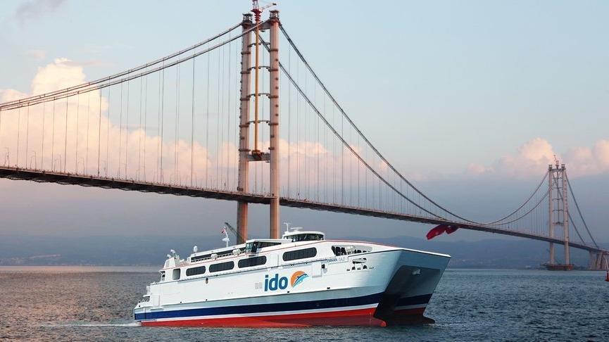 Bu zamla Osmangazi Köprüsü'nde rekabet eşitlendi!