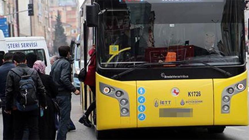 İETT otobüsünde 'yüksek sesli müzik' tartışması: 3 yaralı