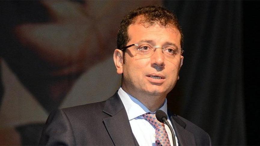 İmamoğlu'ndan Kaftancıoğlu'nun istifasına ilişkin açıklama