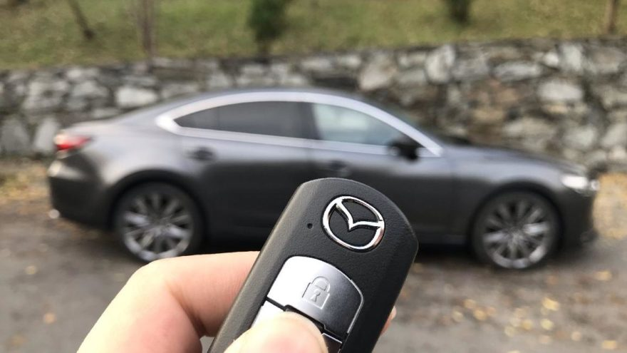 İşte en yeni Mazda 6!