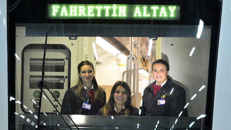 İşte zamlı İzmir Metro A.Ş. maaşları