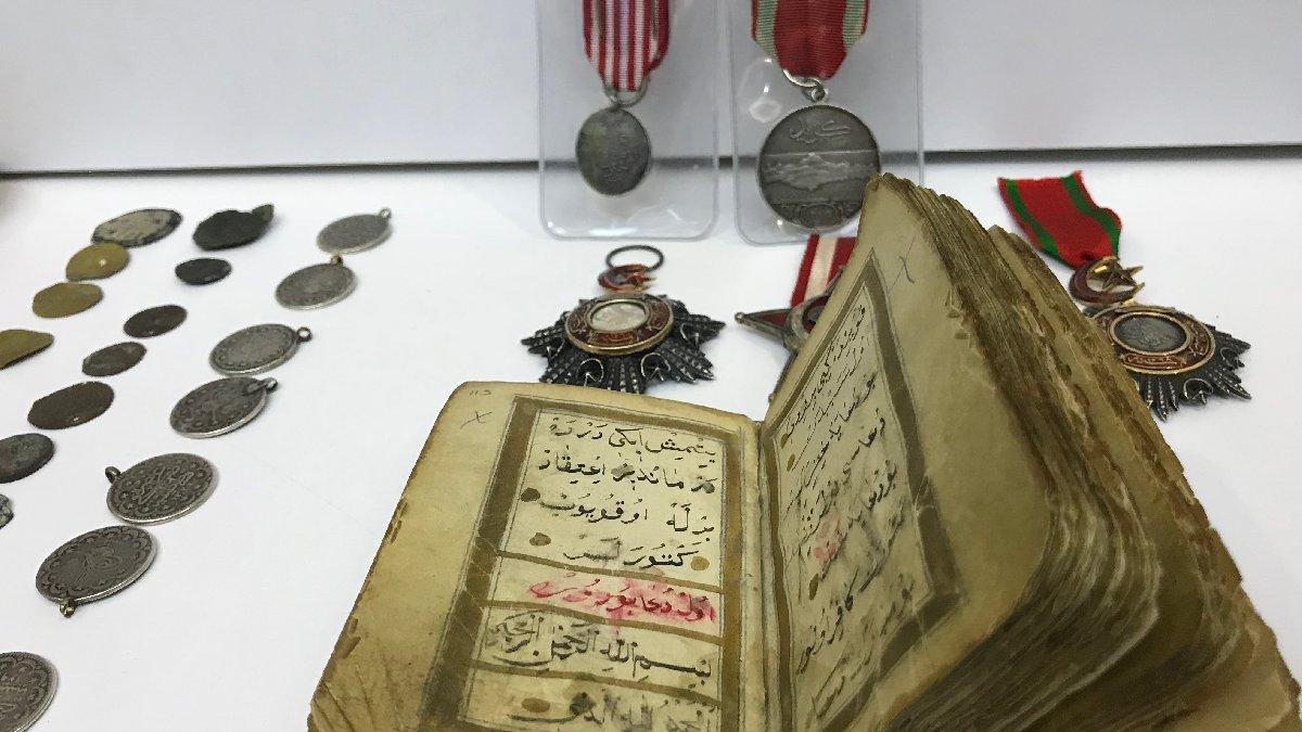 İstanbul'da binlerce tarihi eser ele geçirildi