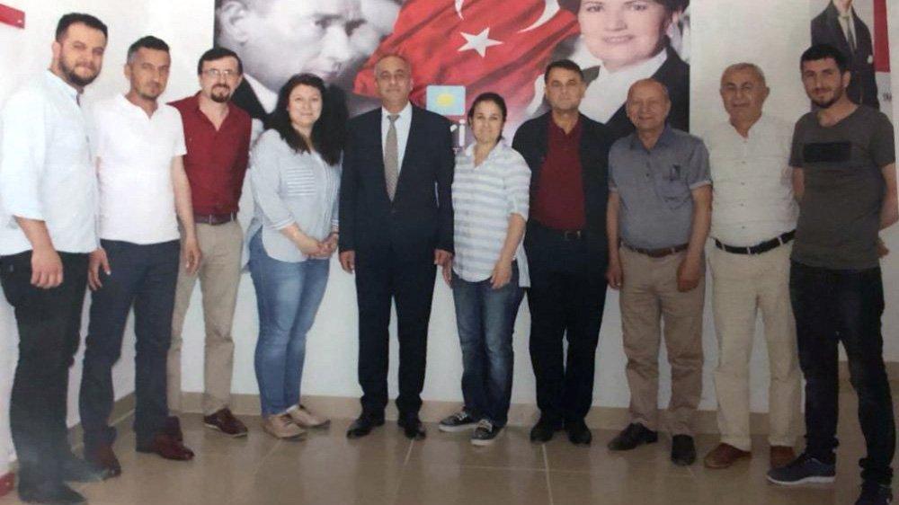 İYİ Parti'de toplu CHP istifası!