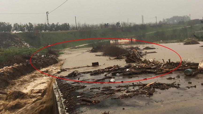 İzmir'de 1 aylık yağış 3 günde yağdı