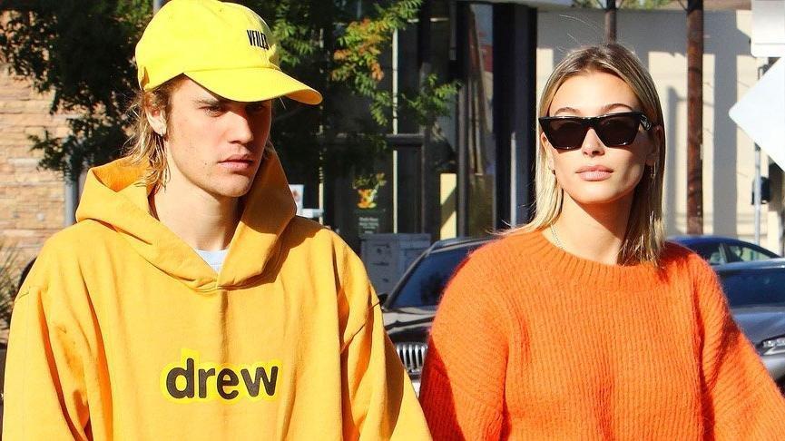 Justin Bieber Drew markasına ait yeni koleksiyonunu satışa çıkardı