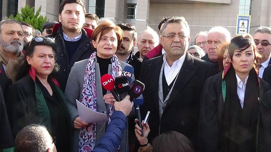 CHP İl Başkanı Kaftancıoğlu:19 bin 502 yığma taşıma seçmen tespit ettik