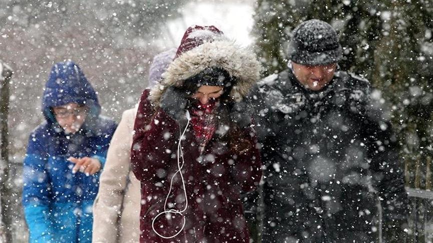 Son dakika... İstanbul'da kar yağışı başladı