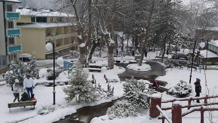 Oylat kış turizminde patlama
