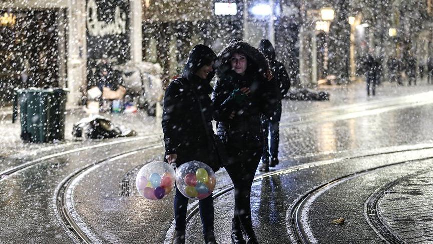 Meteoroloji'den son dakika hava durumu uyarıları: İstanbul'da kar ne kadar sürecek?