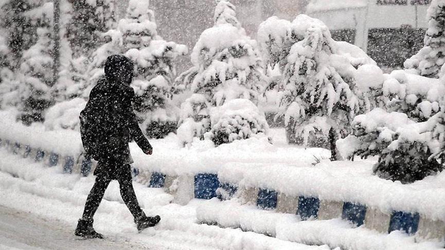 Gaziantep'te okullar tatil mi? Gaziantep Valiliği kar tatili açıklama yaptı!