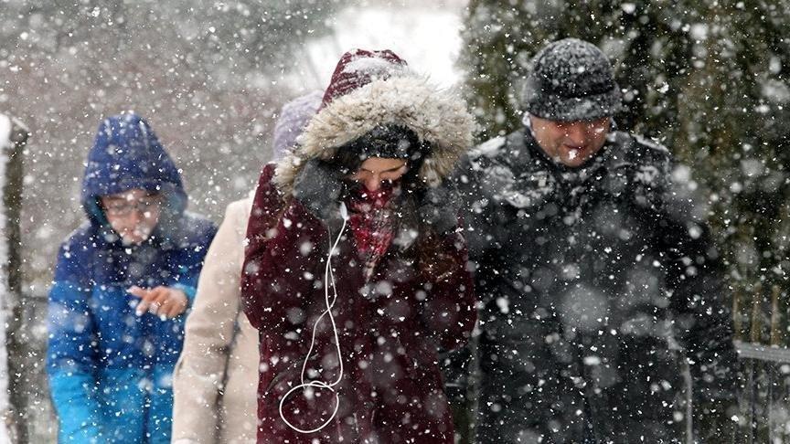 Çorum'da okullar tatil mi? Çorum 9 Ocak kar tatili detayları…