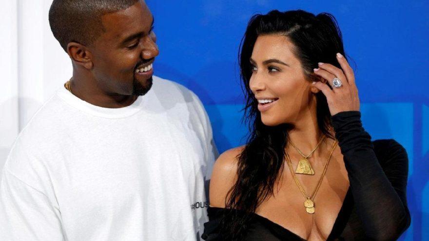 ABD basını bu iddiayı konuşuyor… Kardashian-West çiftinin dördüncü bebeği yolda!