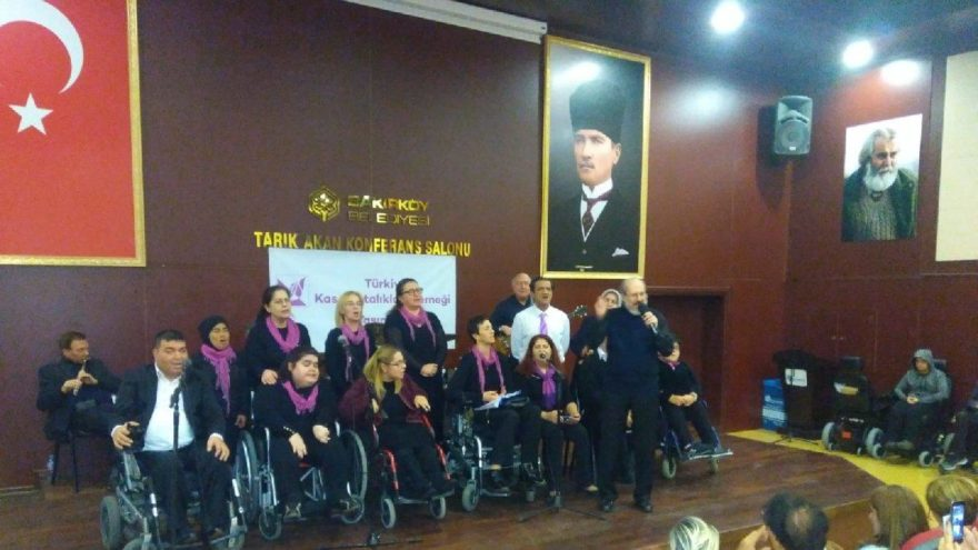 Türkiye Kas Hastalıkları Derneği 40. yılını kutladı