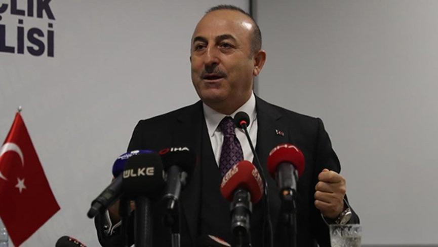 Çavuşoğlu'ndan Cemal Kaşıkçı açıklaması