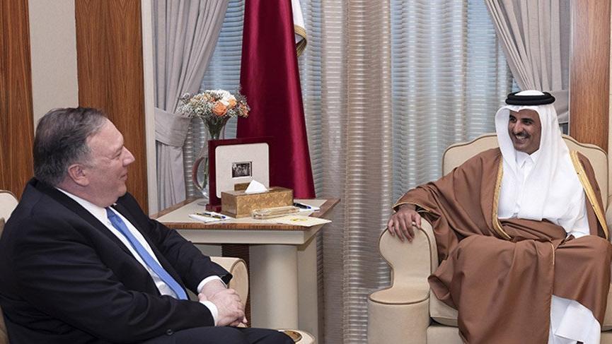 ABD'nin Katar'daki askeri varlığı güçlenecek