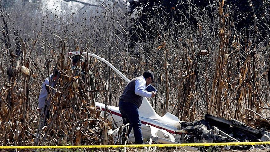 Bir yılda uçak kazasından 500'den fazla insan öldü