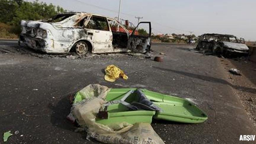 Nijerya'daki korkunç kazada 18 kişi öldü