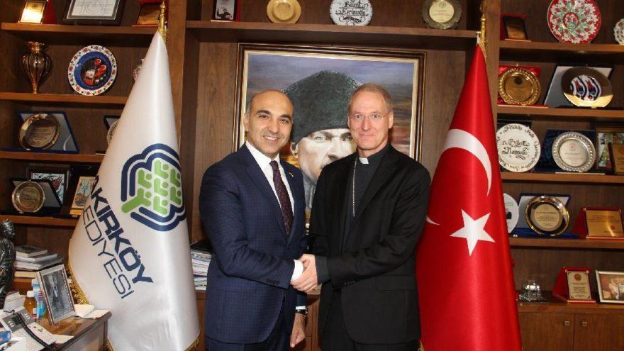 Türkiye Cumhuriyeti'nin sıfırdan yapılacak ilk kilisesi için ruhsat veriliyor