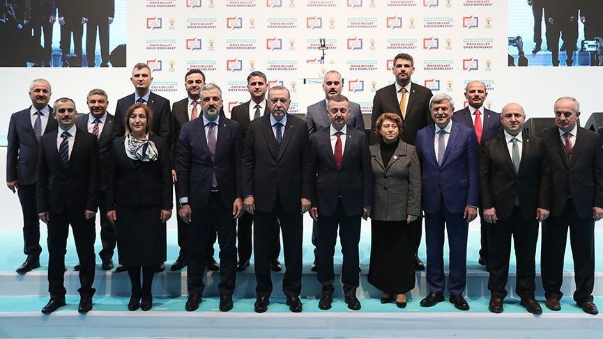 AKP Kocaeli'de 12 ilçe adayını açıkladı