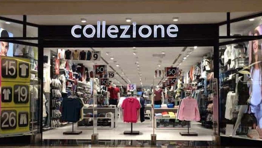 Giyim devi Collezione konkordato ilan etti!
