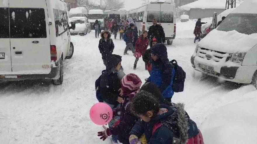 Konya'da okullar tatil mi? Konya Valiliği açıklama yaptı mı?