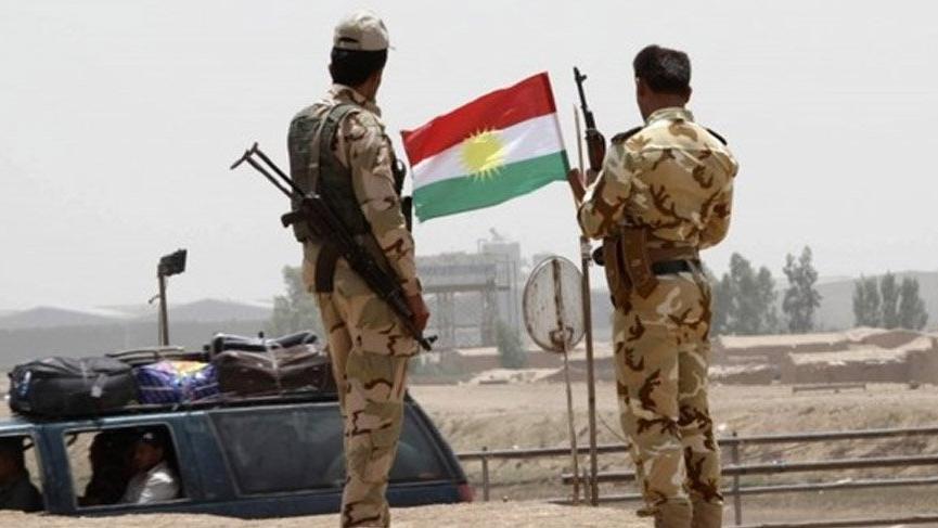 Irak'ta merkezi yönetim ile Bölgesel Kürt Yönetimi arasında bayrak krizi