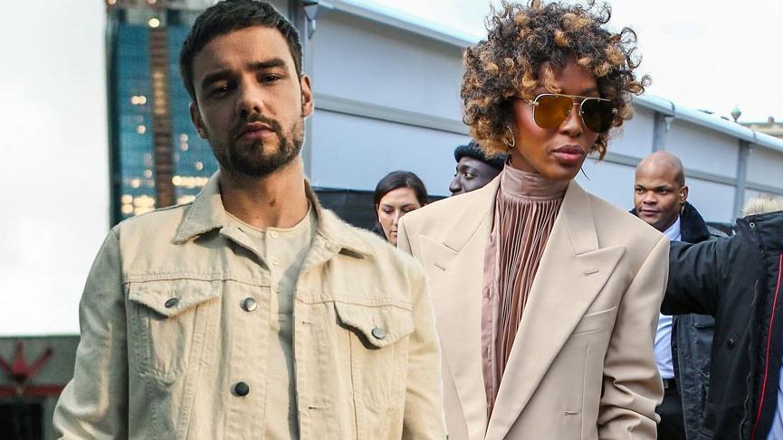 Naomi Campbell'ın Liam Payne ile birlikte olduğu iddia ediliyor