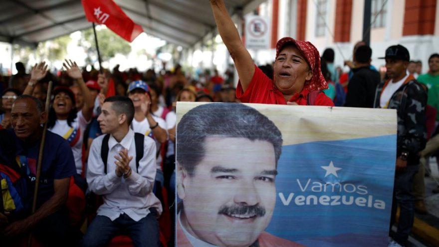 Maduro çok sert konuştu: Kimse bize ültimatom veremez, bu küstahlıktır