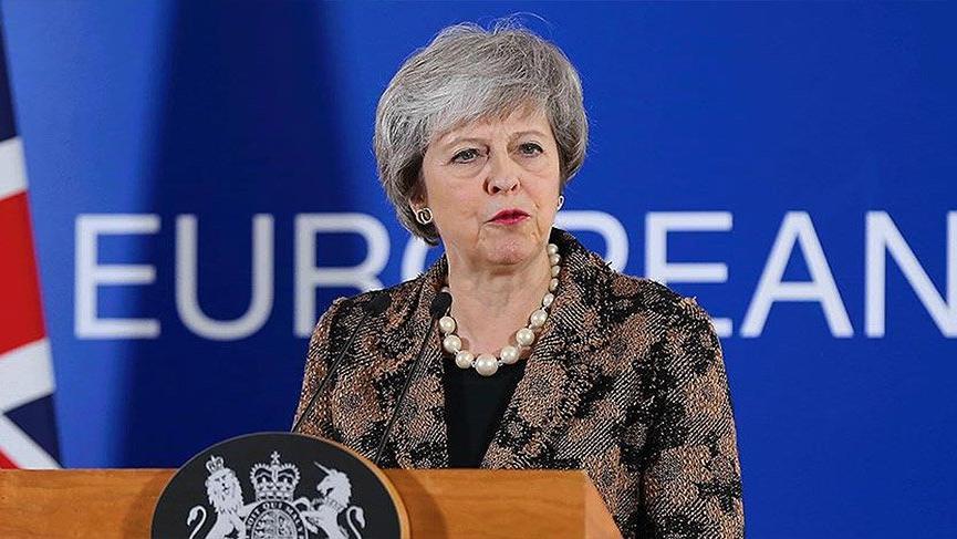 May'den Brexit anlaşması için milletvekillerine 'bir kez daha düşünün' çağrısı