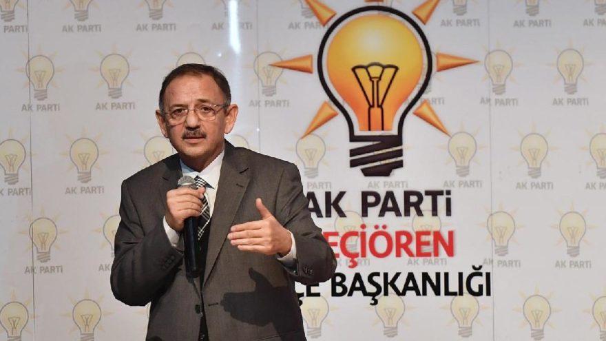 Mehmet Özhaseki: Birçok kişi FETÖ'ye saf duygularla yardım etti