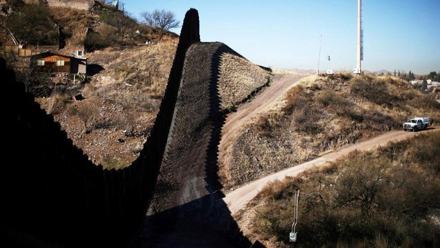 ABD-Meksika sınırının 2018 bilançosu 376 ölü