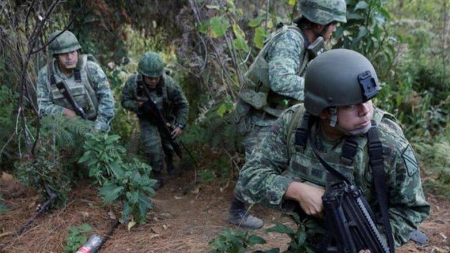 Meksika'da uyuşturucu çetesi orduyla çatıştı: 6 ölü