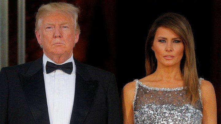 Trump baltayı taşa vurdu… Herkese yasak ama Melania'ya serbest!