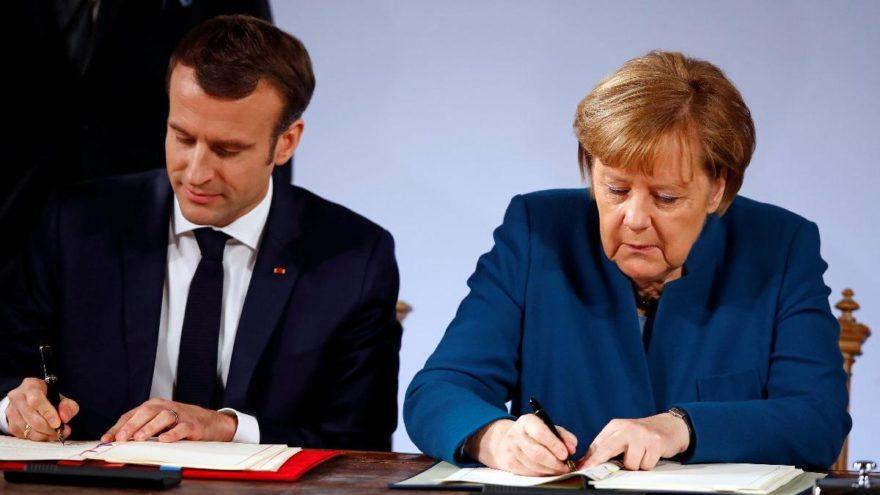 'Avrupa Ordusu' için kritik gelişme… Tarihi imzalar atıldı!