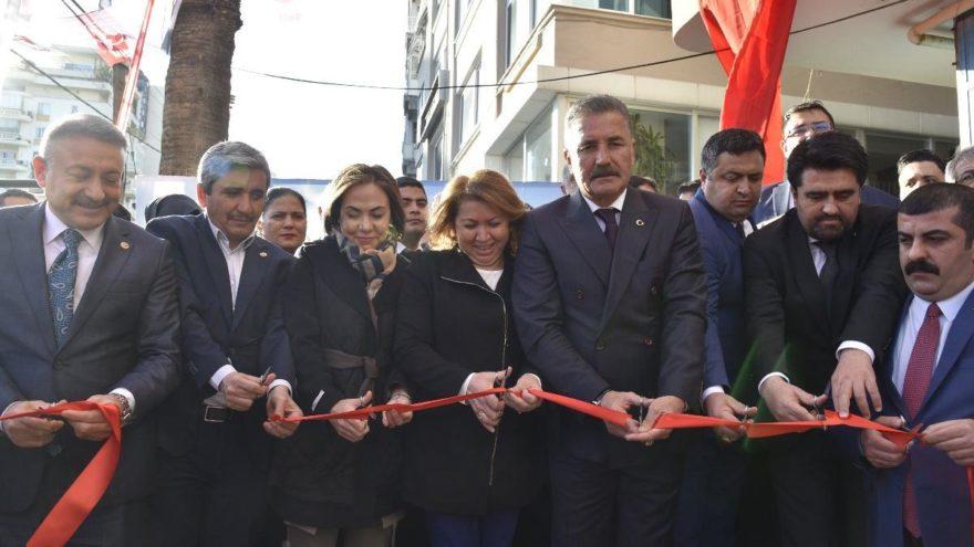Mersin'de, Cumhur İttifakı tarafları ilk kez buluştu