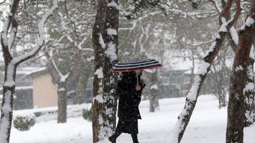 Meteoroloji'den uyarı gelmeye devam ediyor! Kar, buzlanma, zirai don…