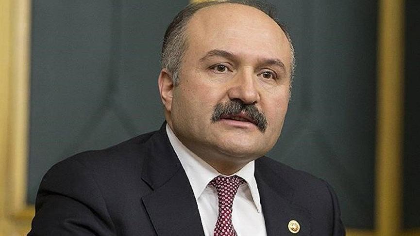 Disipline sevk edilen MHP'li Usta'dan ilk açıklama