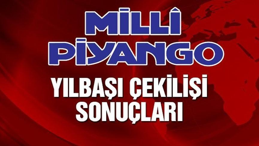 Milli Piyango 2019 sonuç sorgulama ekranı… Milli Piyango sonuçları ve sıralı tam liste!