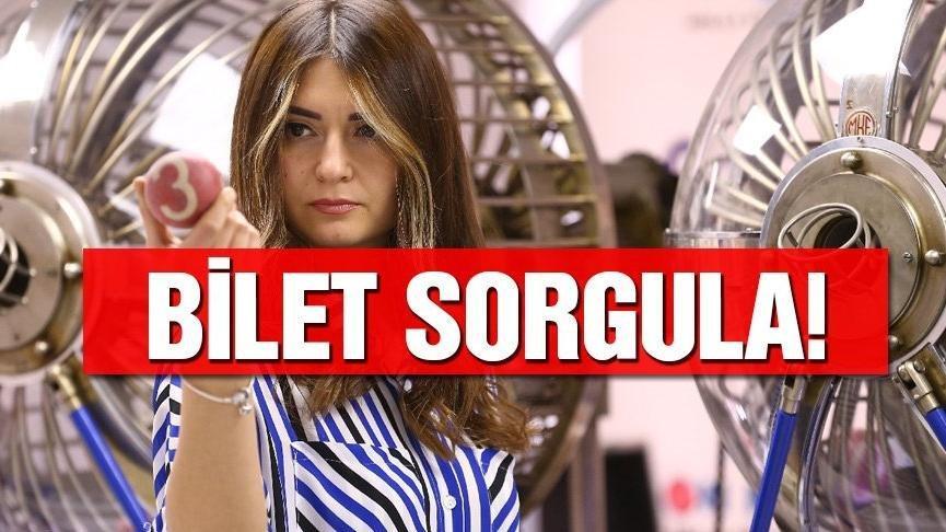 Milli Piyango sorgulama: 2019 Milli Piyango büyük ikramiyesi İstanbul'a çıktı! İşte amorti numaraları...