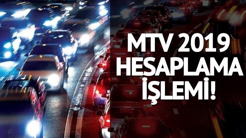 2019 MTV ödeme: Motorlu Taşıtlar Vergisi ne kadar oldu?