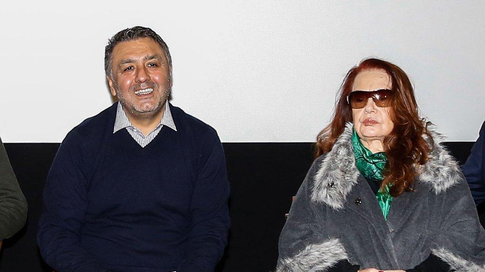 Muhterem Nur ve Mustafa Uslu birbirine girdi