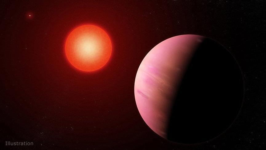 NASA Dünya'dan daha büyük sulu bir gezegen buldu!