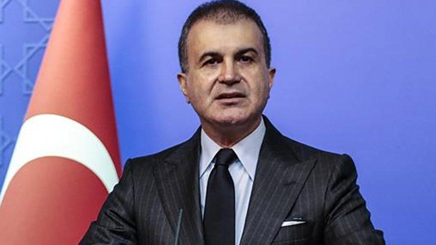 AKP Sözcüsü'nden Kerç Boğazı'nda alev alan iki gemi hakkında flaş açıklama!