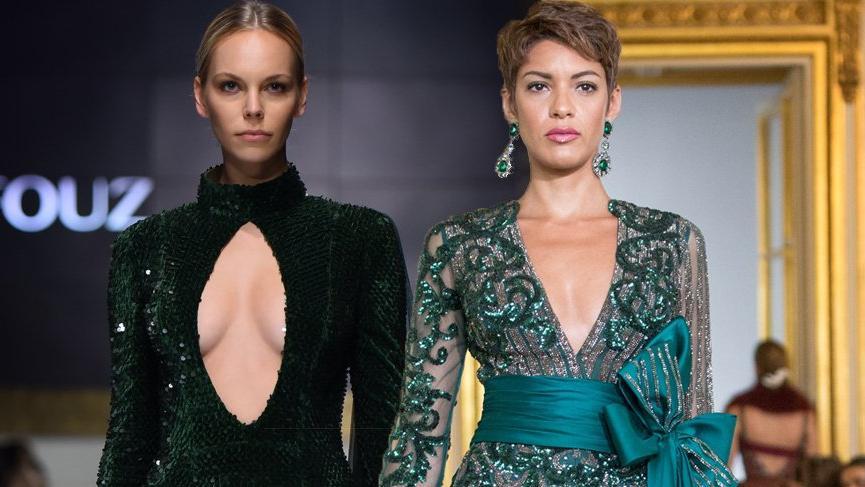 Oriental Fashion Show Paris'te