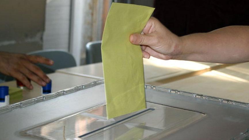 YSK seçime girecek 13 partiyi açıkladı