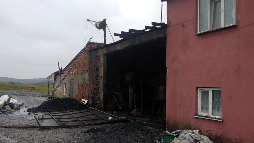 İstanbul'da bir iş yerinde patlama: 1 işçi yaralandı