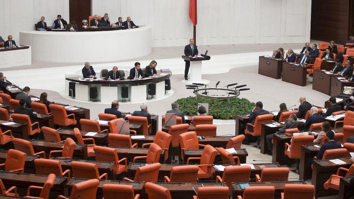 Asgari ücret desteği teklifi Meclis'te