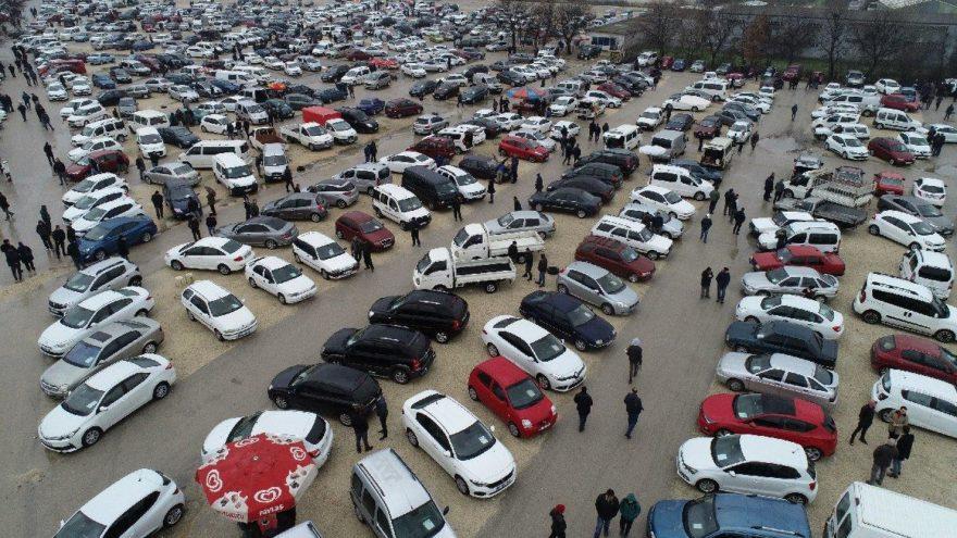 İkinci el otomobil pazarı durma noktasına geldi!