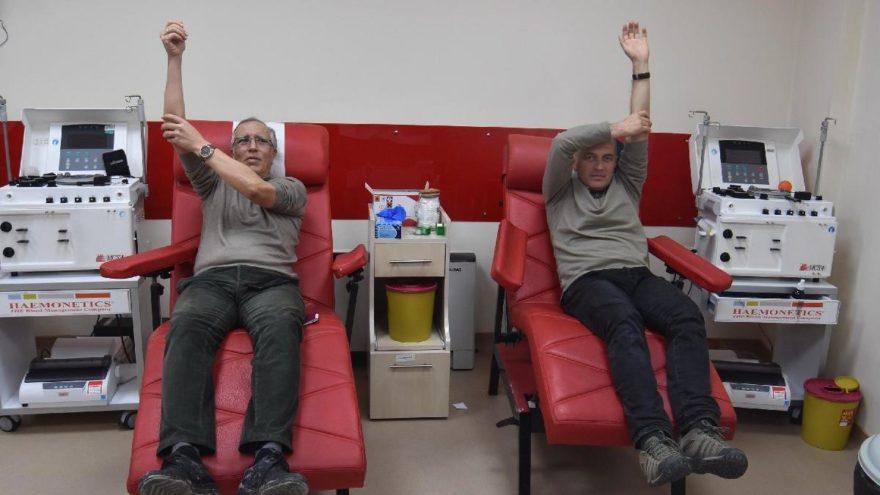 İzmir'de 70 bin gönüllü kan bağışçısı daha aranıyor