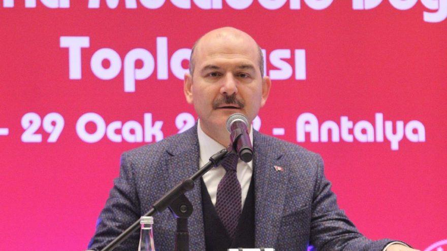 Bakan Soylu açıkladı: İstanbul'da yakalandı, gözleri bağlı şekilde Erzurum'a getirildi